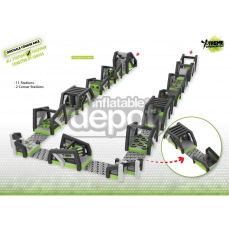 Xtreme Adrenaline Run - Complete Combo