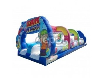 Inflatable Slip Car Wash