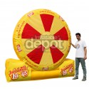 Inflatable Branded Foot Dart