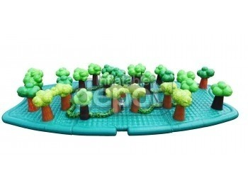 Inflatable Giant Forest