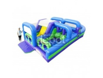 JR Obstacle Course