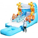 Sea Fun Slide & Pool