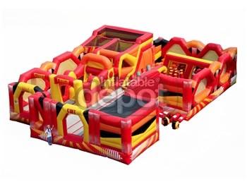 ICP Laser Bounce Family Fun Center, NY