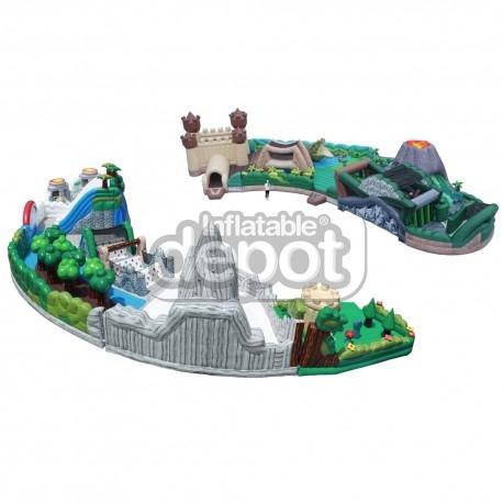 OXIGENO Human Playground