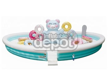 Inflatable Cereal Bowl