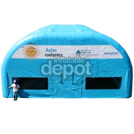 Inflatable Modular Tent