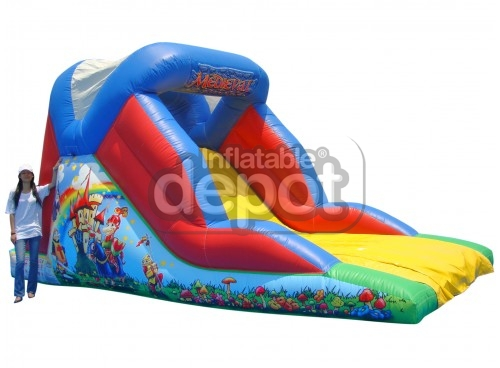 Medieval Slide