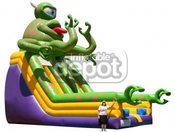 Eye Monster Slide