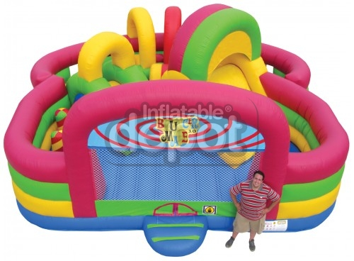 Bouncer Maze 3.0
