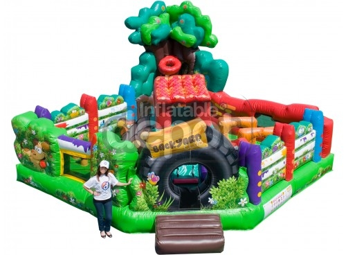 b367a5a02c8d Back Yard Toddler Combo - Inflatable Depot