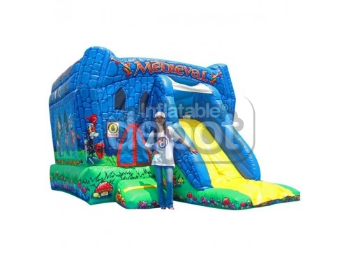 Bouncer Slide Combos, Medieval Combo, The Inflatable Depot