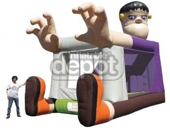 Foot Bouncer Frankie