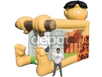 Foot Bouncer Caveman
