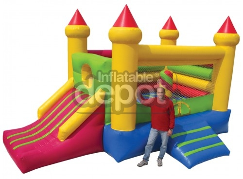 Castle Mini Slide