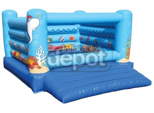 Aqua Jungle Bouncer