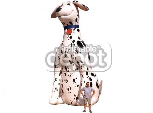 Inflatable Dalmatian