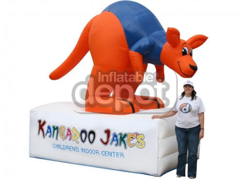 Inflatable Kangaroo II