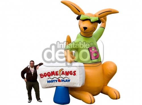 Inflatable Kangaroo III