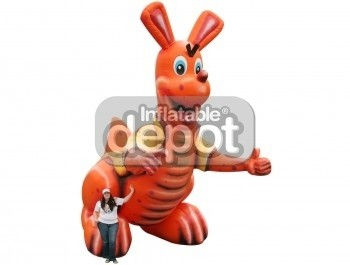Inflatable Kangaroo IV