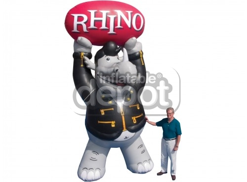 Inflatable Rhino Radio