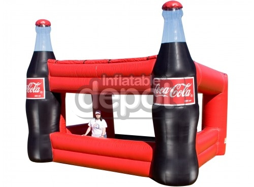 Inflatable Coke Booth