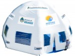 Inflatable K Tent