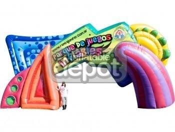 Inflatable Park Gateway