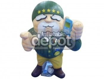 Inflatable Soldier