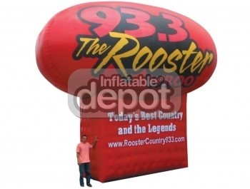 Inflatable 93.3