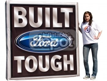 Inflatable Ford Logo II