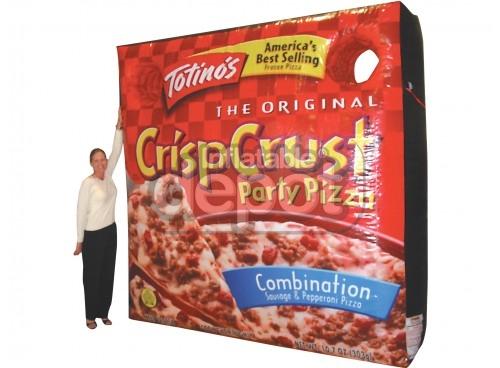 Inflatable Crisp Crust