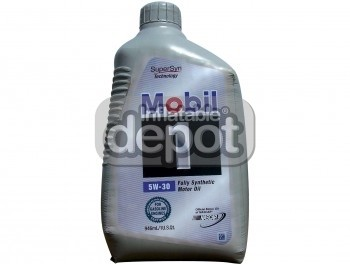 Inflatable Mobil Oil