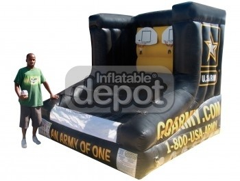 Inflatable Army Boot II