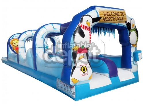 Polar Tunnel Splash