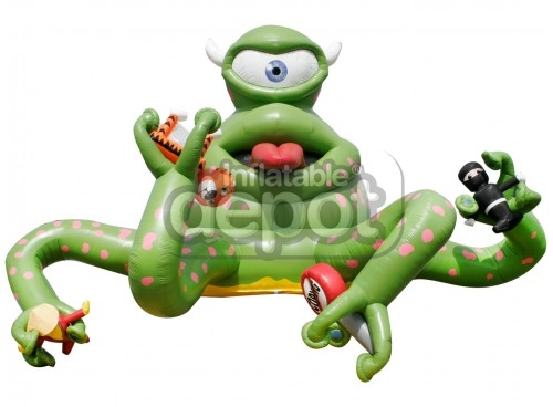 Inflatable Eye Monster