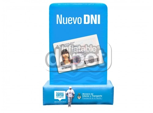 Inflatable Id Replica