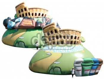 Inflatable Roma Coloseum
