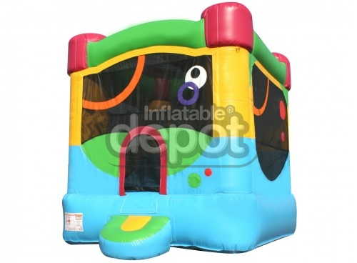 IQ Colorful Bouncer Small