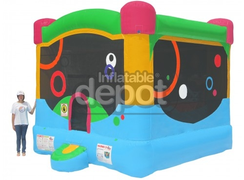 IQ Colorful Bouncer Large