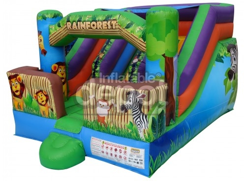 Jungle Fun Slide