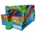Jungle Fun Slide