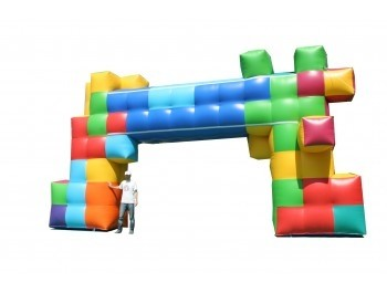Inflatable CubeStyle Arch