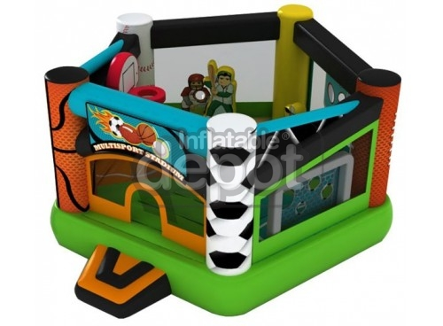 Sports Games, Multisport Bouncer, The Inflatable Depot
