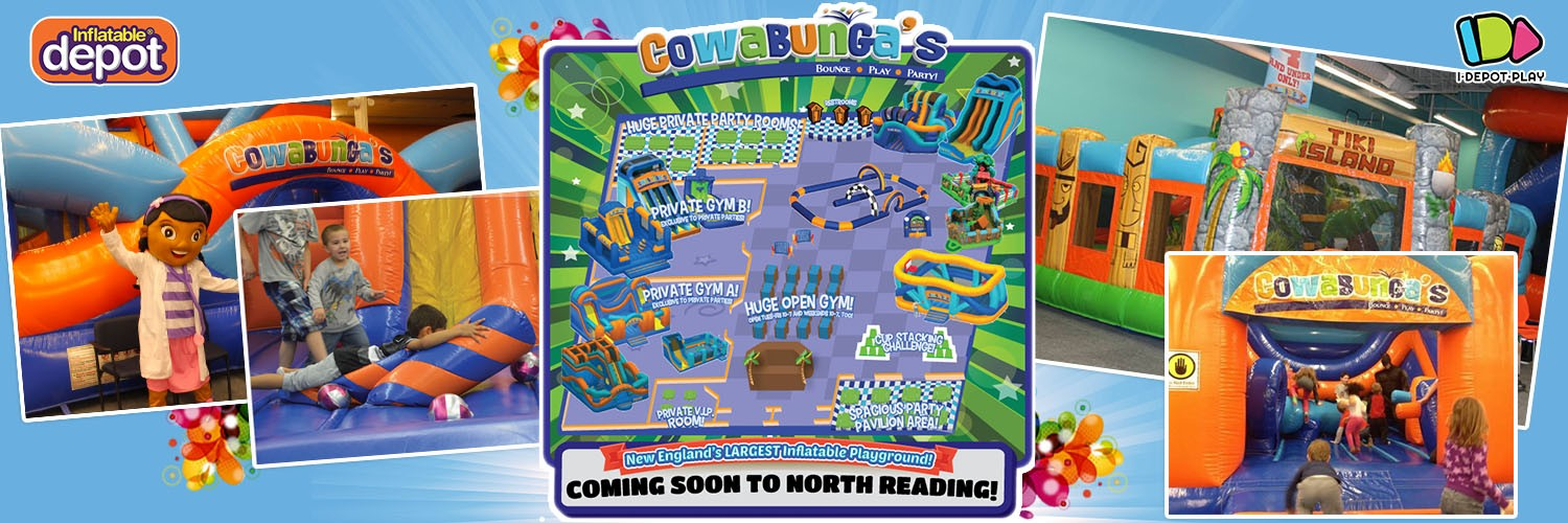 Cowabunga's north reading, ma