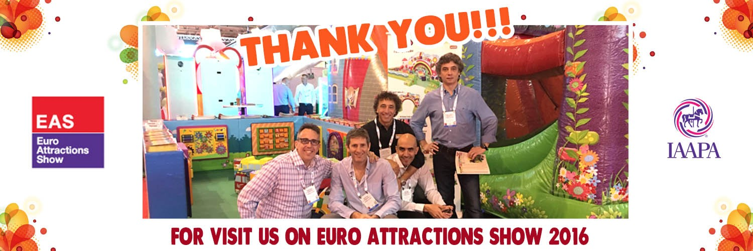 IAAPA 2016 EURO ATTRACTIONS SHOW