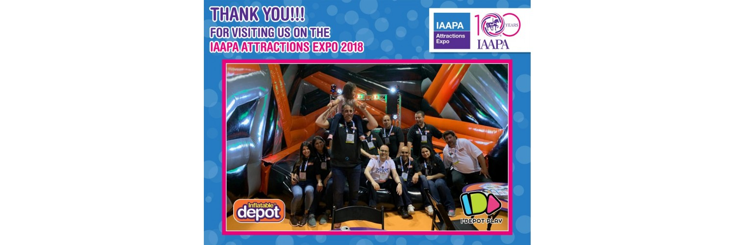 IAAPA 2018 - ATTRACTIONS EXPO