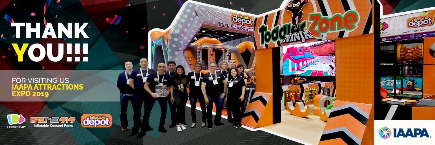 IAAPA 2019 - ATTRACTIONS EXPO