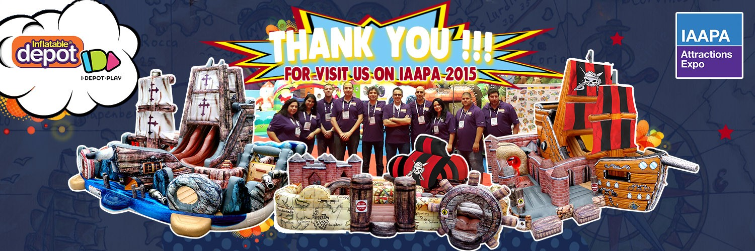 IAAPA 2015 AMUSEMENT EXPO