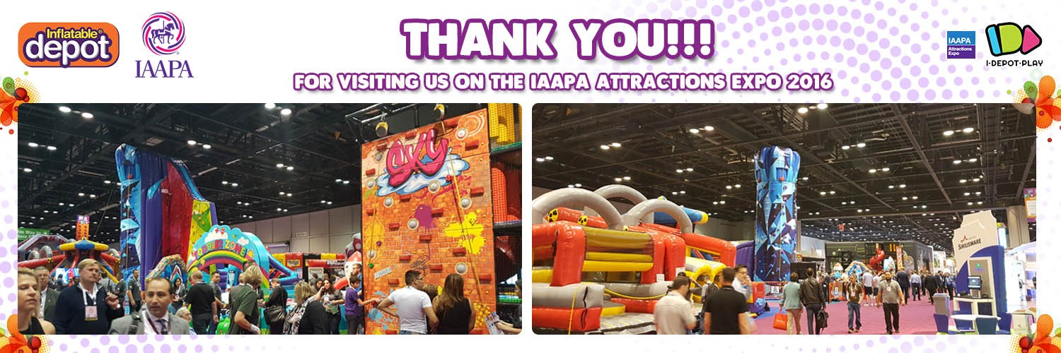 IAAPA 2016 - ATTRACTIONS EXPO